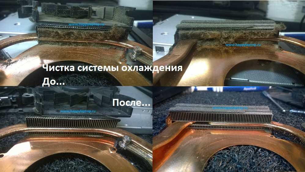 Чистка ноутбука харьковский массив Киев