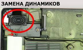 замена динамика ноутбука в Киеве не дорого