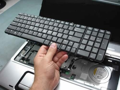 поменять клавиатуру ноутбука на дарнице киев левый берег
